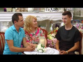 Fashion Стилист Дмитрий Нагорный. Программа Wedding news Ведущие Н.Ковалёва и А.Булгаков