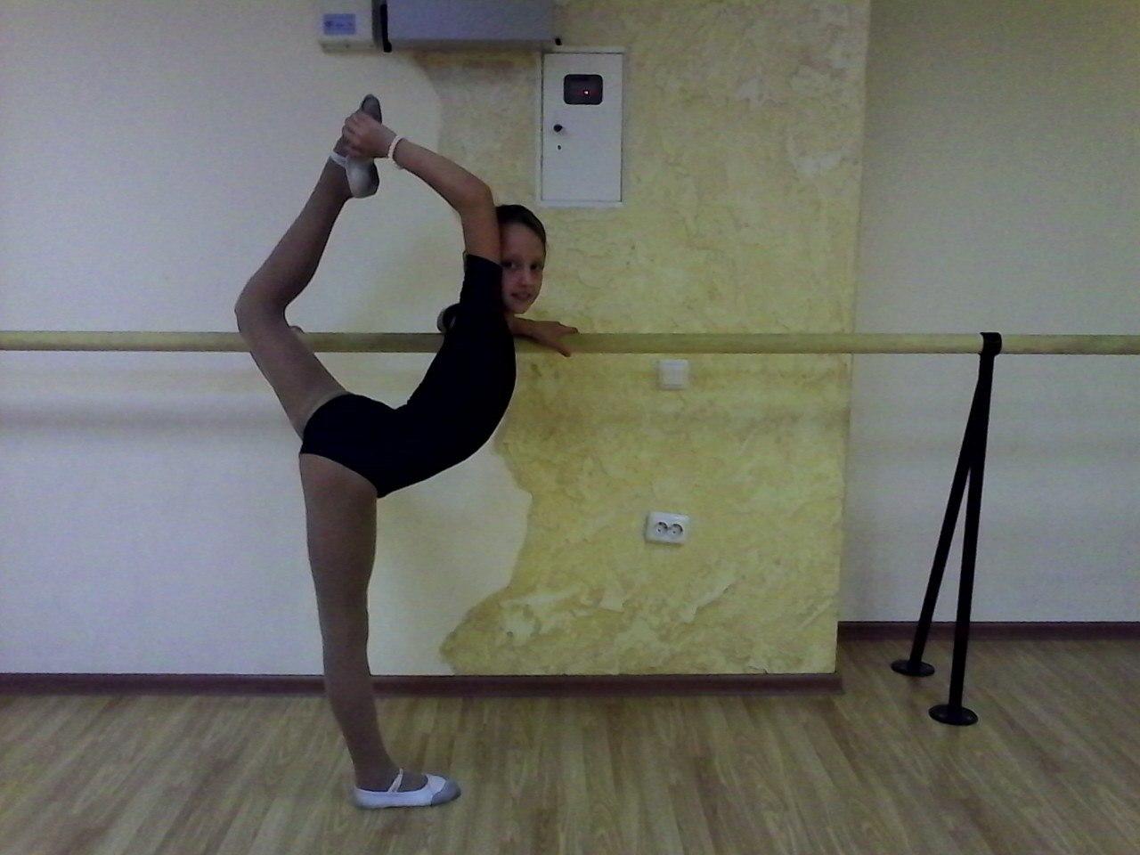 Юные гимнастки cherries 14 фотография