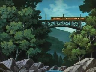 Detectiu Conan - 55 - El cas de l'assassinat del tren