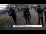 Битва за янтарь: сотни копателей напали на полицию на северо-западе Украины