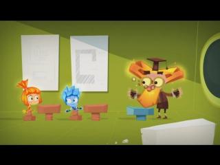 Чему учит мультфильм Фиксики?