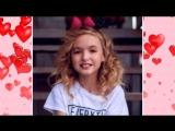 Арина Данилова привет ромашки (фан ролик)