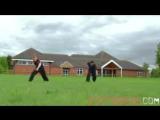 Scott Adkins Ginger Ninja Trickster Grass Sampler - YouTube240p