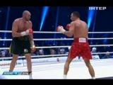 Бокс. Владимир Кличко vs. Тайсон Фьюри (28.11.2015) SATRip