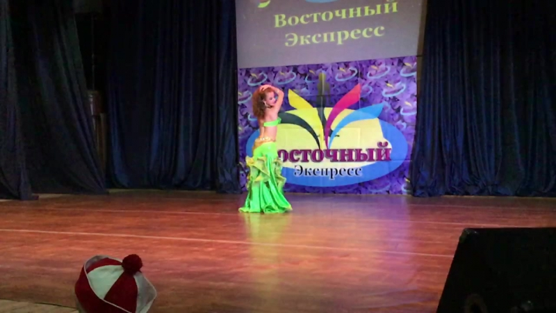 Митракова Оксана/Табла-соло 2 место/Киев 13-02-2015 ФестивальВосточный экспресс