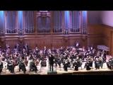 Брамс  Симфония № 4  ГАСО имени Е.Ф.Светланова  Дирижер – Андрис Пога (Латвия)