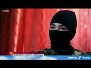 ИГИЛ выложили в интернет казнь с участием ребенка 03.10.2015 (шок, 18+)