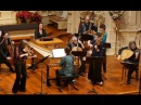 Bach Double Violin Concerto in D Minor 2nd mvt Largo Voices of Music BWV 1043