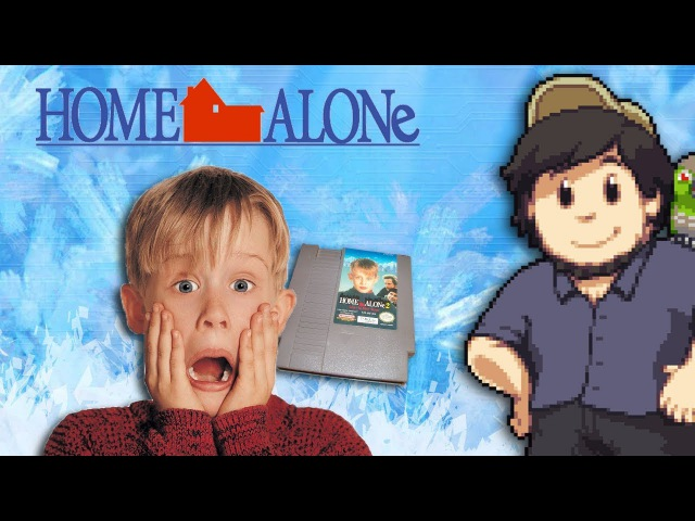 Home Alone Games - JonTron (rus vo)