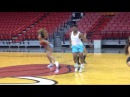 Male dancer SLAYS at Miami Heat Dancer Auditions!