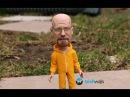 Обзор башкотряса Уолтер Уайт из сериала Breaking Bad от MEZCO