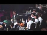 160114 서울가요대상 EXO, 대상 받고 싶음을 온몸으로 표현하는 엑소♡ 그리고 진짜&#47
