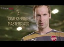 How to become a world class goalkeeper A Petr Čech masterclass