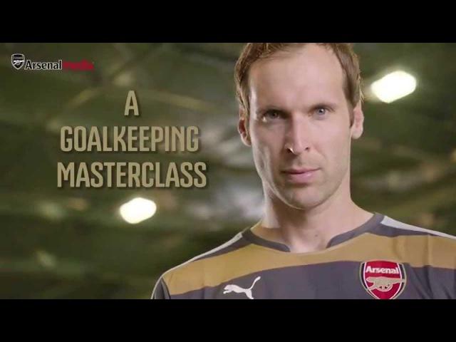 How to become a world-class goalkeeper | A Petr Čech masterclass