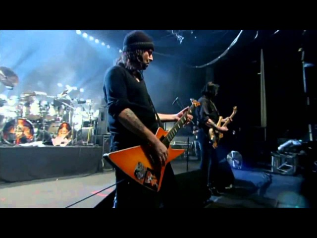 Motörhead Overkill Stage Fright HQ