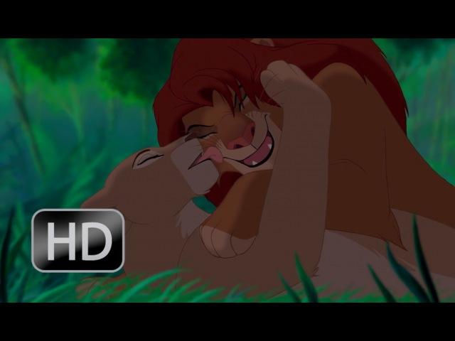 The Lion King - Simba Nala fall in love [HD]