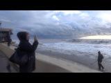 Сочи - затопило. Дагомыс - плавает. ПОГОДА в Лазаревском 11 ноября 2015 после 16 часов