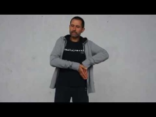 Йога в парку 2013. Практика наолі від Олександра Мельника