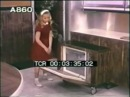 1960s Kitchen's concept by retrofuturism style
