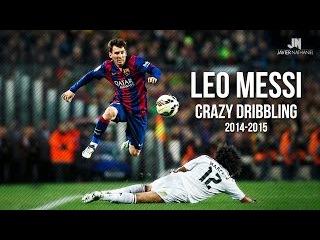 Lionel Messi ● Crazy Dribbling Skills ● 2014/2015 HD
