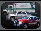 как работают экстренные службы США - пожарные, полиция, скорая помощь