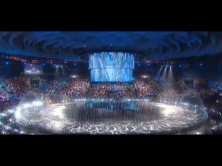 Чемпионат Мира Казань 2015  Церемония открытия ! Часть 2   Водные виды спорта  24 июля 2015