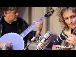 Folk Alley Sessions: Béla Fleck & Abigail Washburn -