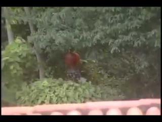 homem se masturbando no mato - kid bengala