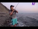Ловля спиннингом на Черном море с берега воблерами,Алексей Шанин видео