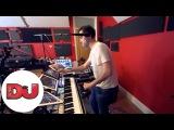 Beardyman's incredible live studio jam with the Beardytron 5000mk2