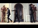 Супер танец Люди в черном Dragon House
