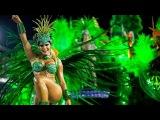 Самый яркий карнавал | Карнавал самбы в Рио-де-Жанейро / Carnival Samba in Rio de Janeiro