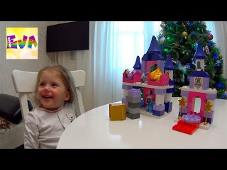Лего Дупло Замок Софии Lego Duplo Disney Sofia the First