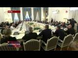 Медведев обсудил с вице-президентом Бразилии укрепление партнерства