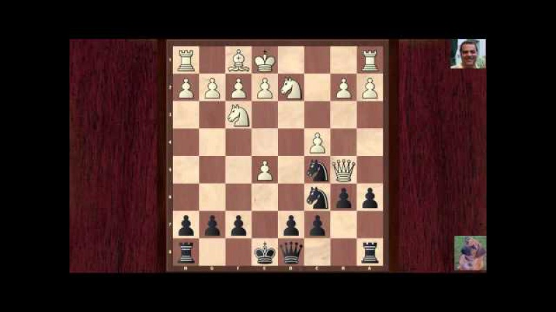 Chess Traps 13 Fajarowicz Gambit - An out of this world opening trap that defeated GM Dlugy!