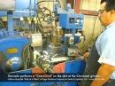 Cast Piston manufacturing at Egge in Santa Fe Springs, CA