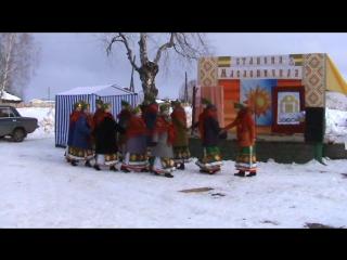 Иньва, народный ансамбль песни и танца Верх-Иньвенского сельского Дома культуры Кудымкарского района