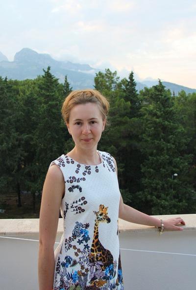 Оля Гнедовская