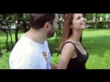 Алиана Устиненко и Саша Гобозов снялись клипе