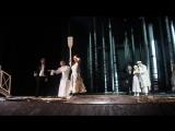 """""""Чужой Ребёнок""""( красивый финал ) Театр-Театр ⁄ Пермь ⁄ - фестиваль """"Виват, комедия!"""", С.-Петербург"""