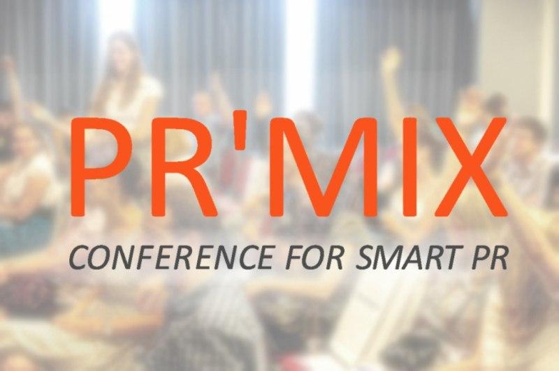 Конференция для умных пиарщиков PR'MIX 2015