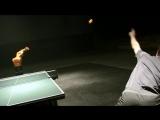 Настольный теннис- человек против робота (The Duel - Timo Boll vs. KUKA Robot)