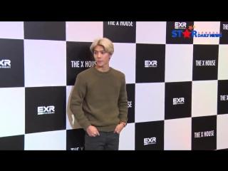 [Star Daily News] 151012 EXO Sehun @ EXR Launching Event