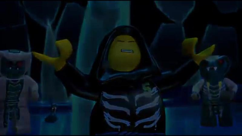 Лего ниндзяго 2 сезон 1 серия эпизод 1 - Вазврошения змей