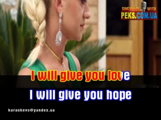 МЕЛАЙ �ВАННА - I will give you love