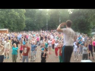 Летняя школа танцев Евгения Папунаишвили, 9 июля 2015.