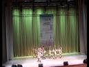 Международный фестиваль-конкурс Рождественская карусель г. Сочи ансамбль танца Разноцветные искорки