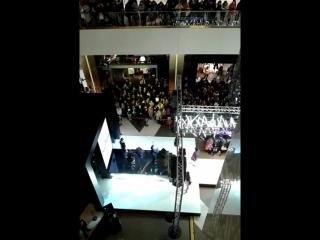 Группа МАРСЕЛЬ / Marsel / Galeria fashion week (Лиговский пр.)