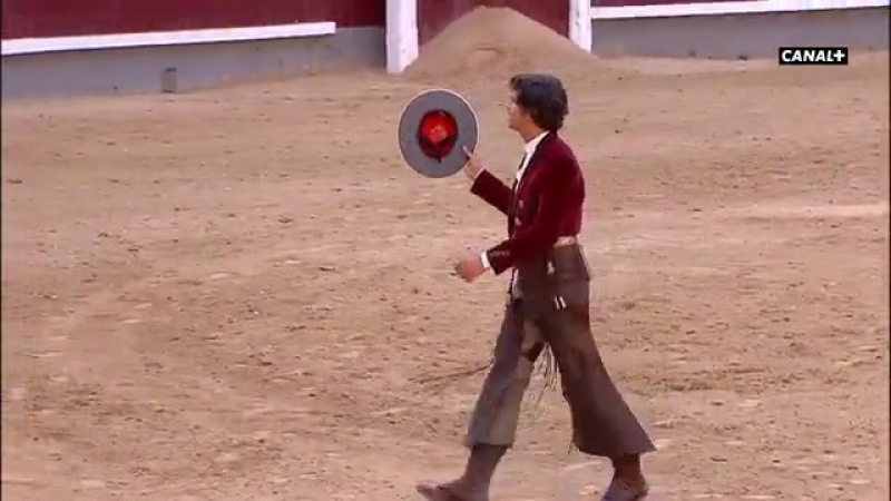 Video resumen de la corrida de rejones hoy en San Iisdro
