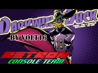Darkwing Duck (nes) by Volt 16